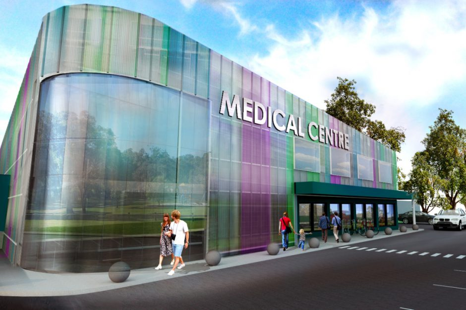 Potential Medical Centre & Childcare