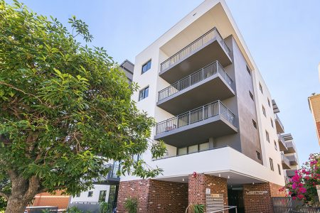 VERGE Apartments, East Perth